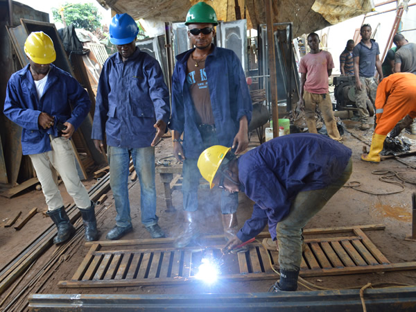 Welding and Fabrication