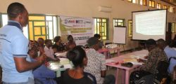 Peace Building and Conflict Sensitisation Workshop for Community Leaders and Local Government Officials in Khana LGA
