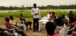 Sustainable Livelihood Assessment (SLA) Activities in Oporoma and Bomo Clusters in Bayelsa State