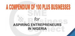 A Compendium of 100 Plus Businesses