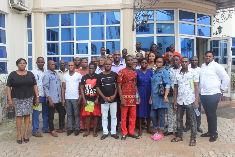 Accord's SET Business Training Debuts in Imo