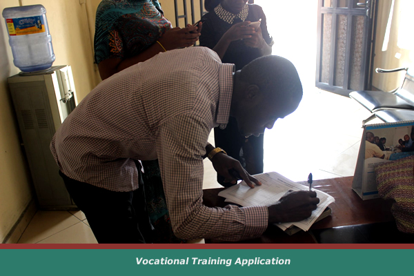 Accord Vocational Training Application